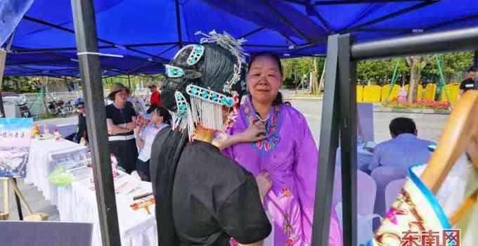 苏州在榕推荐文旅 昆曲、苏绣、苏式糕点引市民点赞