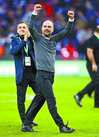 曼城卫冕英超冠军,红军全赛季仅1负,瓜帅:深深地感谢利物浦