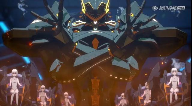 《崩壞星河》震撼宇宙 最爽的國產科幻動畫上線