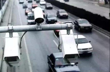 司机朋友们注意了!福州市启用5处电子监控抓拍设备
