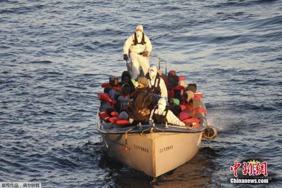 德第一季度驱逐逾5600名移民 遣返至欧洲登陆国