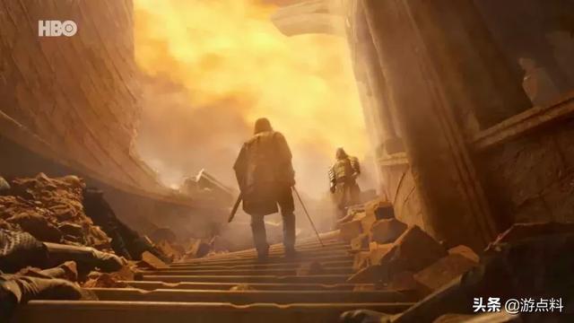 《权力的游戏》第八季第五集解析:龙妈一个人玩了半小时的喷火