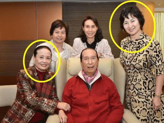 赌王4位太太大房成最惨?80岁去世的她身世竟然这么好