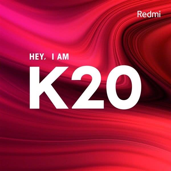 红米首款升降摄像头手机K20:雷军称死磕性价比