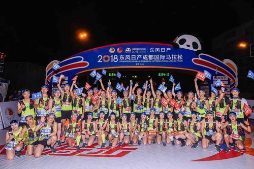 成马升级!中国首个世界马拉松大满贯候选赛事!