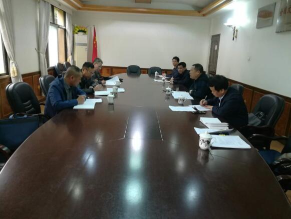 徐墩镇:南平市委编办调研组对小城镇试点工作进行调研