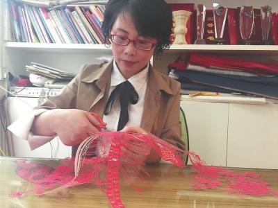 """柘荣剪纸:""""剪""""回传统文化融入现代生活"""