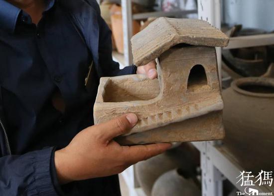 考古发现两汉时期的三室一厅照片曝光 两汉时期的三室一厅什么样的