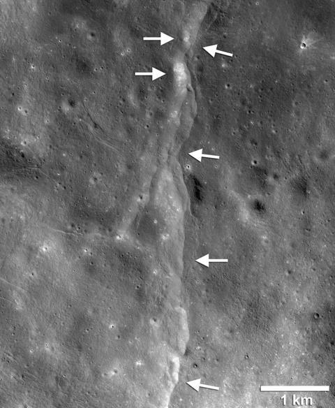 月球正在冷却收缩是真的吗?月球正在冷却收缩怎么回事?