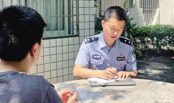厦门民警张宏拥有一身独门审讯技巧 善于从细节中找到突破口
