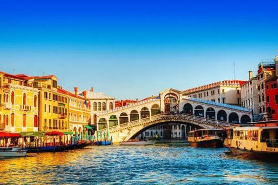 全球八大新婚蜜月旅行地 你去过几个?
