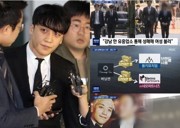 Bigbang胜利事件最新进展 胜利为何不被拘捕 曝胜利曾至少12次安排性招待