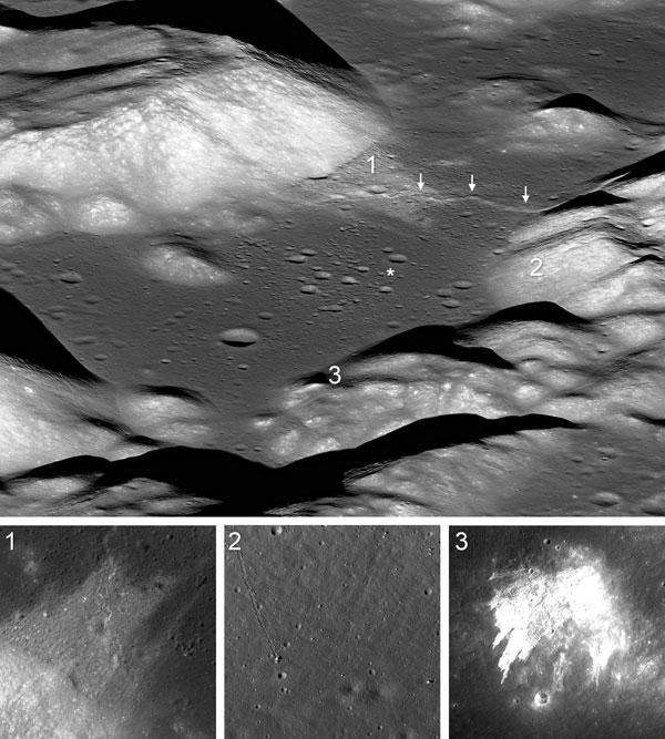 月球正在冷却收缩真的假的 月球正在冷却收缩多久会收缩消失