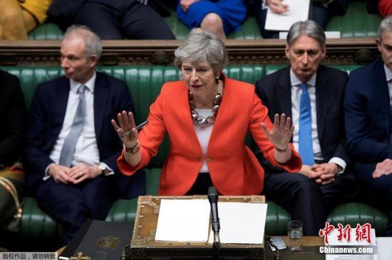 英脱欧协议将迎表决:跨党谈判仍无果 硬脱欧风险增加