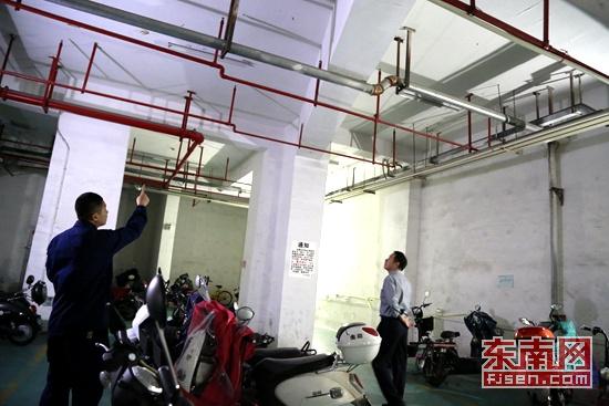 漳州推进消防设施改造和电动车充电桩建设