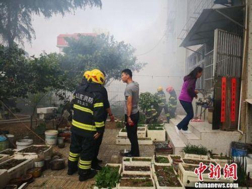 青岛居民楼爆炸最新消息 青岛居民楼爆炸原因是什么到底怎么回事?