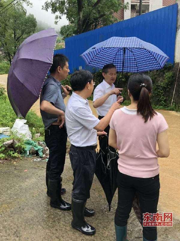 三明多地遭遇暴雨袭击!全市积极开展防洪救灾行动