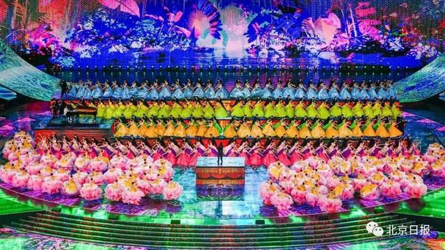 亞洲文化嘉年華是什么 亞洲文化嘉年華8000多名演職人員參與