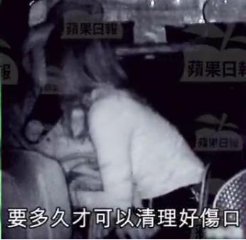 马国明与黄心颖情断 现身街头洗豪车 身手上定情钻戒消失