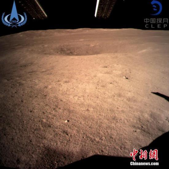 月球背面幔源物质图片曝光 月球背面幔源物质是什么?