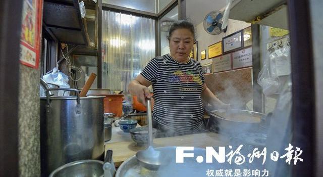 福州台江餐饮老字号拥抱新零售 顾客盈门