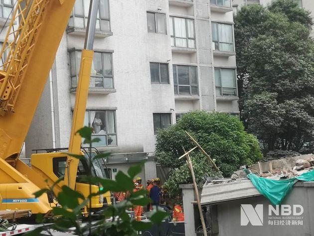 上海改造建筑坍塌怎么回事?上海改造建筑坍塌原因揭秘伤亡情况