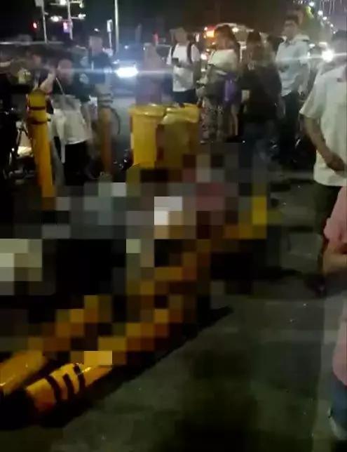 突發!南山登良路發生交通事故,致3人死亡!