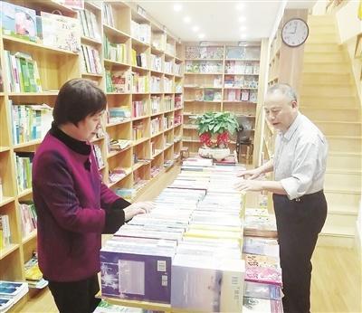 """漳州龙文退休夫妻守护""""书香阵地""""十三载"""
