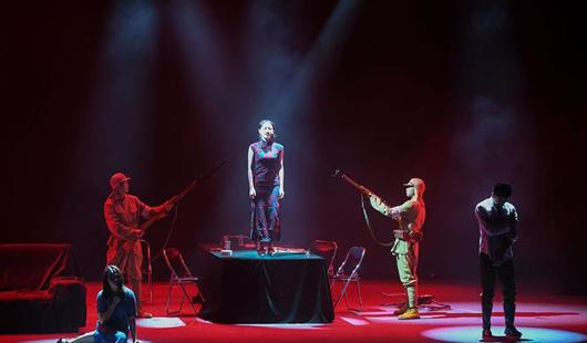 第三届福建省大学生戏剧节在福建15所高校竞演