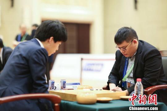 2019IMSA世界大师锦标赛中国围棋男团夺冠