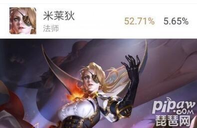 王者榮耀最新英雄勝率榜 5月英雄勝率排行一覽