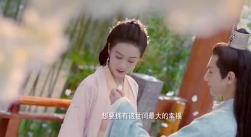 白发王妃:罗云熙再演痴情帝王 为了容乐受尽万般委屈