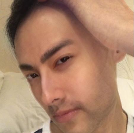 梁洛施通过软件变脸男性长什么样?梁洛施变性后照片曝光也太帅了吧