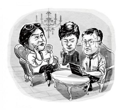 朴槿惠就任前和崔顺实录音曝光谈了什么?崔顺实为什么成了主导者