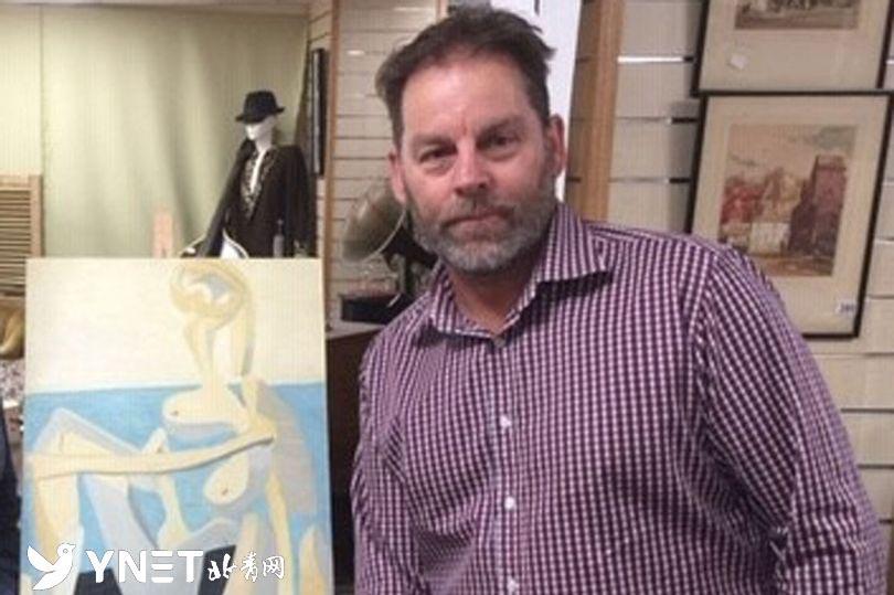 买假画没想是真迹什么情况 230英镑买到100万英镑毕加索真迹