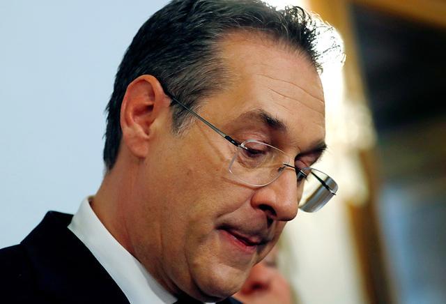 奥地利副总理辞职怎么回事?斯特拉赫为什么辞职事件详情