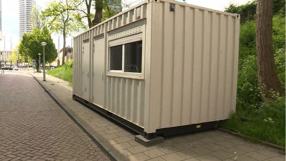 订房发现是集装箱怎么回事 每晚近100英镑住集装箱