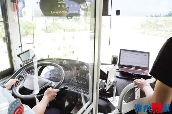 厦门今年内预计将有50辆5G技术下的BRT公交车投入运营