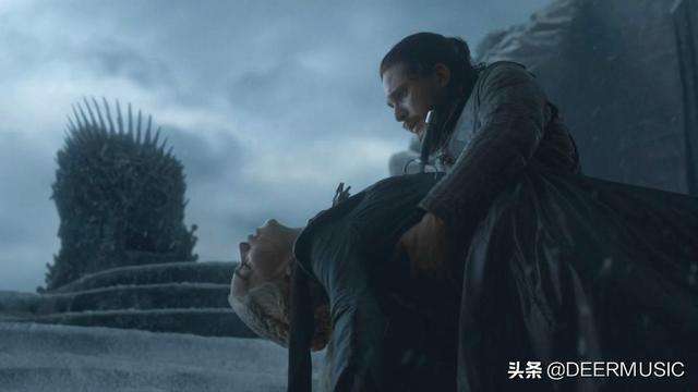 权力的游戏第八季第六集未删减版观看资源地址 权游大结局龙妈死了布兰当国王(6)