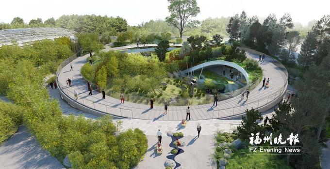 永泰县开建野生动植物共生园 规划面积约4000亩
