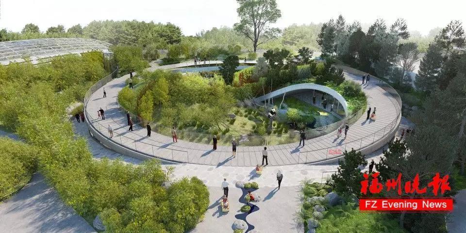 总投资30亿元!福州动建野生动植物共生园!就在……