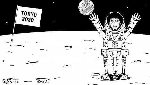 二次元的胜利 东京奥组委将把高达模?#36864;?#19978;太空