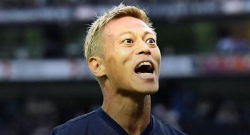 本田圭佑离开胜利