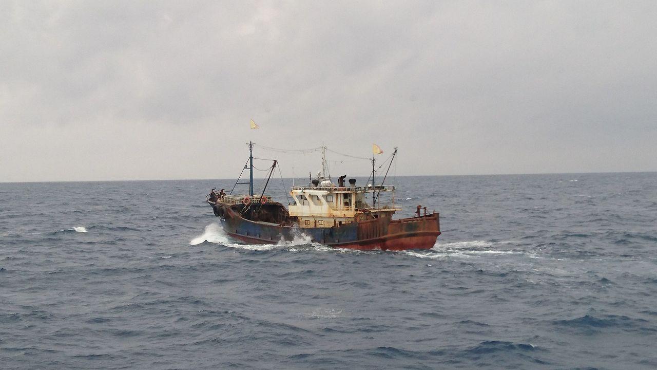 台媒:大陆渔船遭台当局扣70天 重罚75万强制驱离