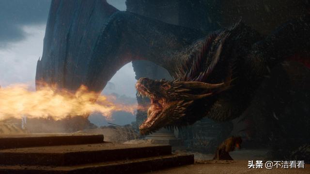 权力的游戏第八季大结局龙妈死了!卓耿为何火烧铁王座而不是囧雪?