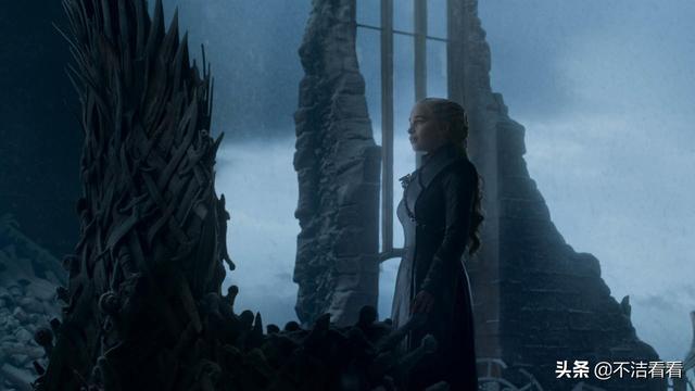 《权力的游戏》巨龙卓耿丧母,为何火烧铁王座而不是囧雪?