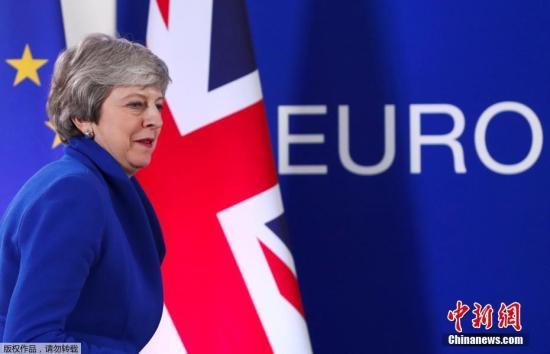 英首相:議會如果支持脫歐協議 可表決是否二次公投