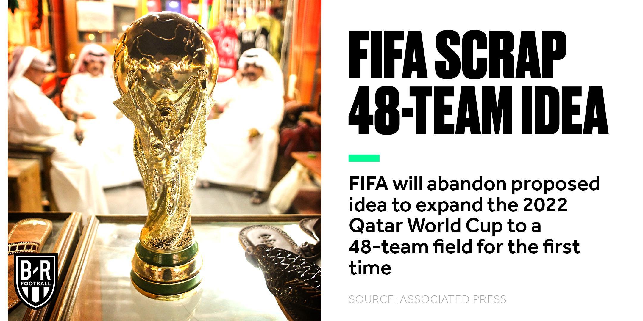 2022世界杯不扩军什么情况 为何世界杯没有扩军到48队