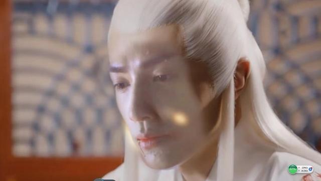 白发:容乐因红帐之辱一瞬白头 容齐折寿十年将黑发变白