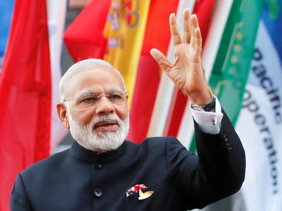 印度大选计票结果:莫迪执政联盟赢得过半席位